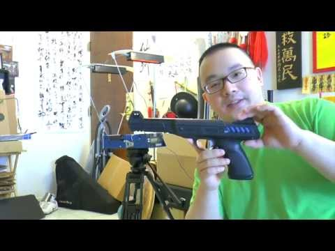 GAMO P-900 IGT .177 Cal Air Pistol Chronograph Test, Real FPS