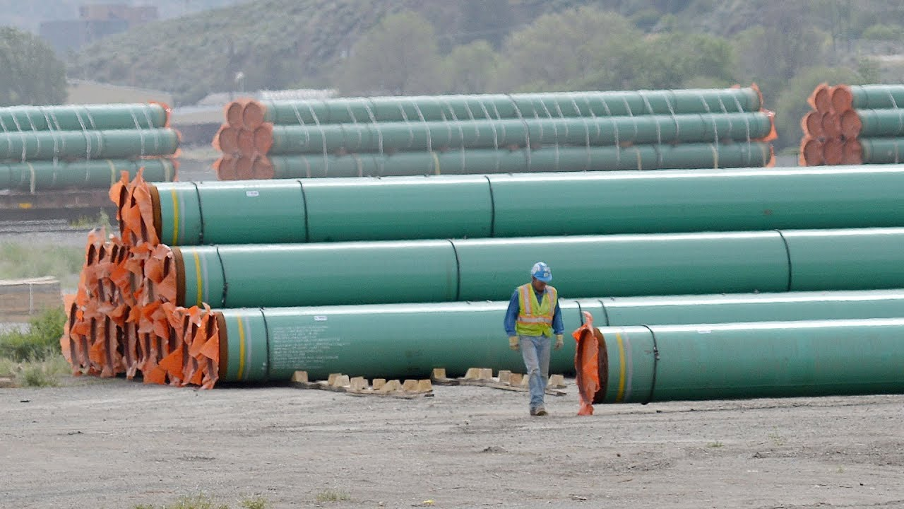 Federal government announces 'first steps' to revive Trans Mountain pipeline project