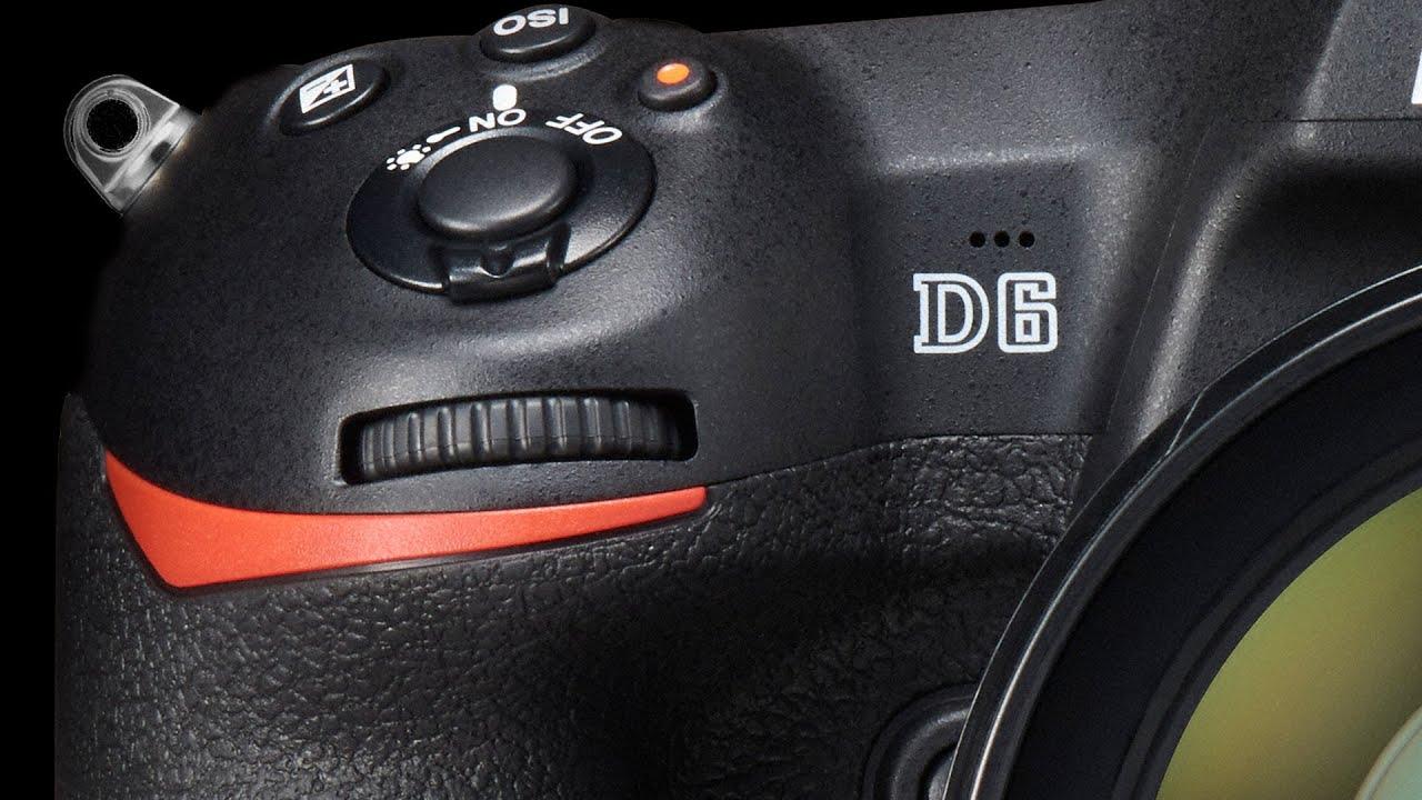 Nikon D6 explained