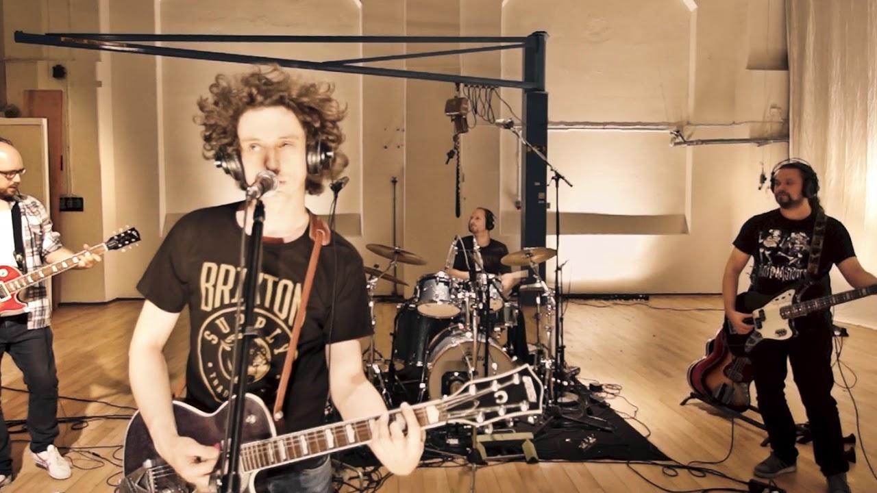 Dream Pilot - Sidestreets (Live Session)
