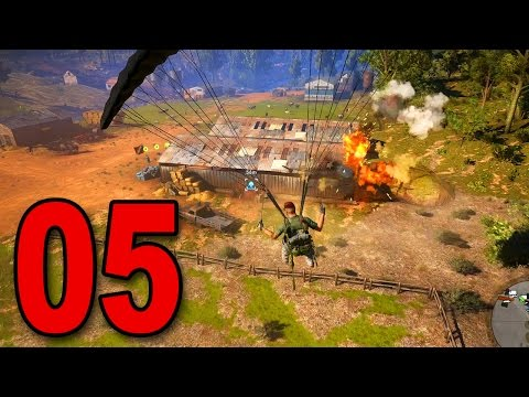 Ghost Recon: Wildlands - Part 5 - Learned to Parachute