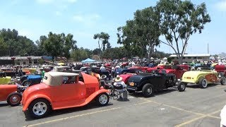 LA Roadsters Show 2019 - Roadsters and Swap Meet Highlights