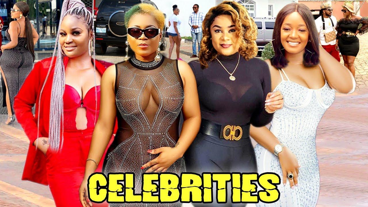 CELEBRITIES  FULL MOVIE - (New Movie)Destiny Etico 2021 Latest Nigerian Nollywood Movie Full HD