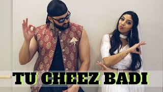 Tu Cheez Badi Dance | Machine | Bollywood Choreography by Shereen Ladha