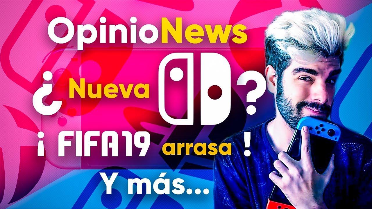 Nueva Nintendo Switch En 2019 Fifa 19 Lo Peta En Su Lanzamiento Y