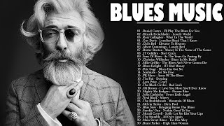 Relaxing Blues Music | Best Blues Music Of All Time | Blues Rock Music
