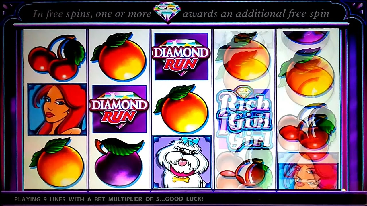Rich Girl Slot Machine