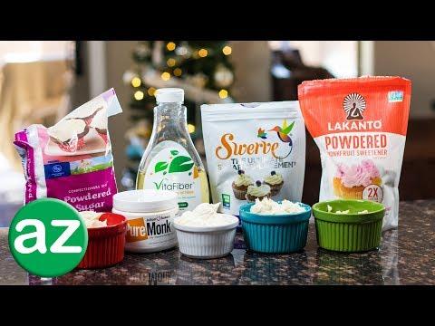 Sugar Free Buttercream Frosting Challenge! - Which Tastes Best?