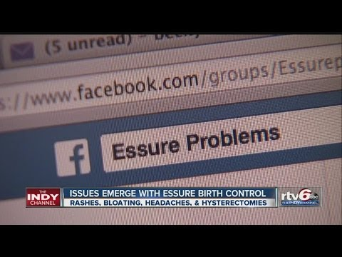 Thousands Of Women Reporting Severe Medical Reactions To Essure Birth Control