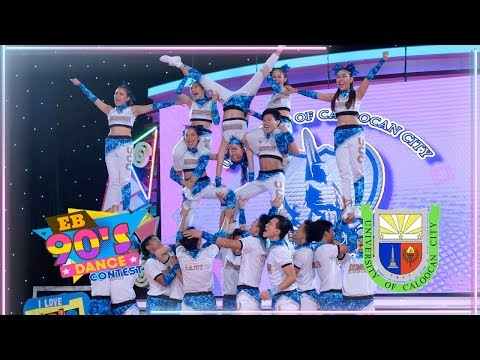 UCC Heroes Silversquad | EB 90's Dance Contest Weekly Finals | November 30, 2019