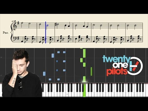 twenty one pilots  Isle Of Flightless Birds  Piano Tutorial + Sheets