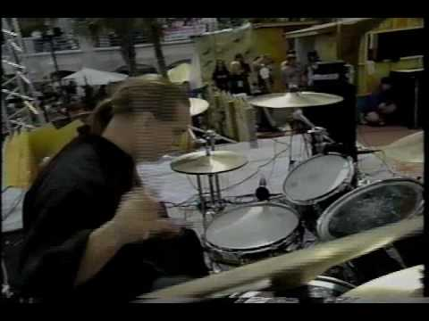 """Primus performing """"Jerry Was A Race Car Driver"""" (Spring Break '92)"""