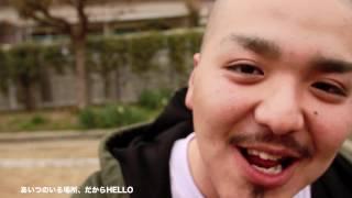 HABU from TORNADO 「Say Hello.」 Dir. RyoTanaka TORNADO RECORDS.