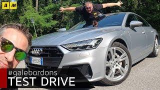Audi A7 Sportback | Cinque metri di tecnologia e piacere di guida... 3D