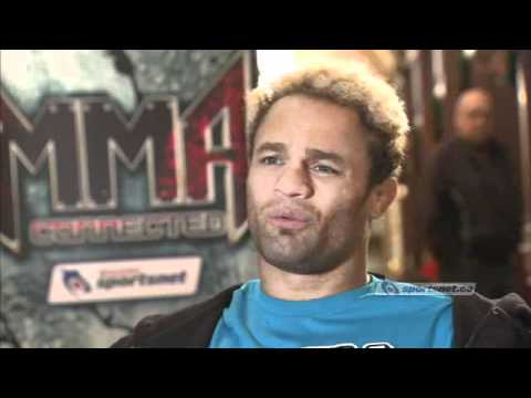MMA Connected: The Tito Ortiz - Josh Koscheck trash-talk continues
