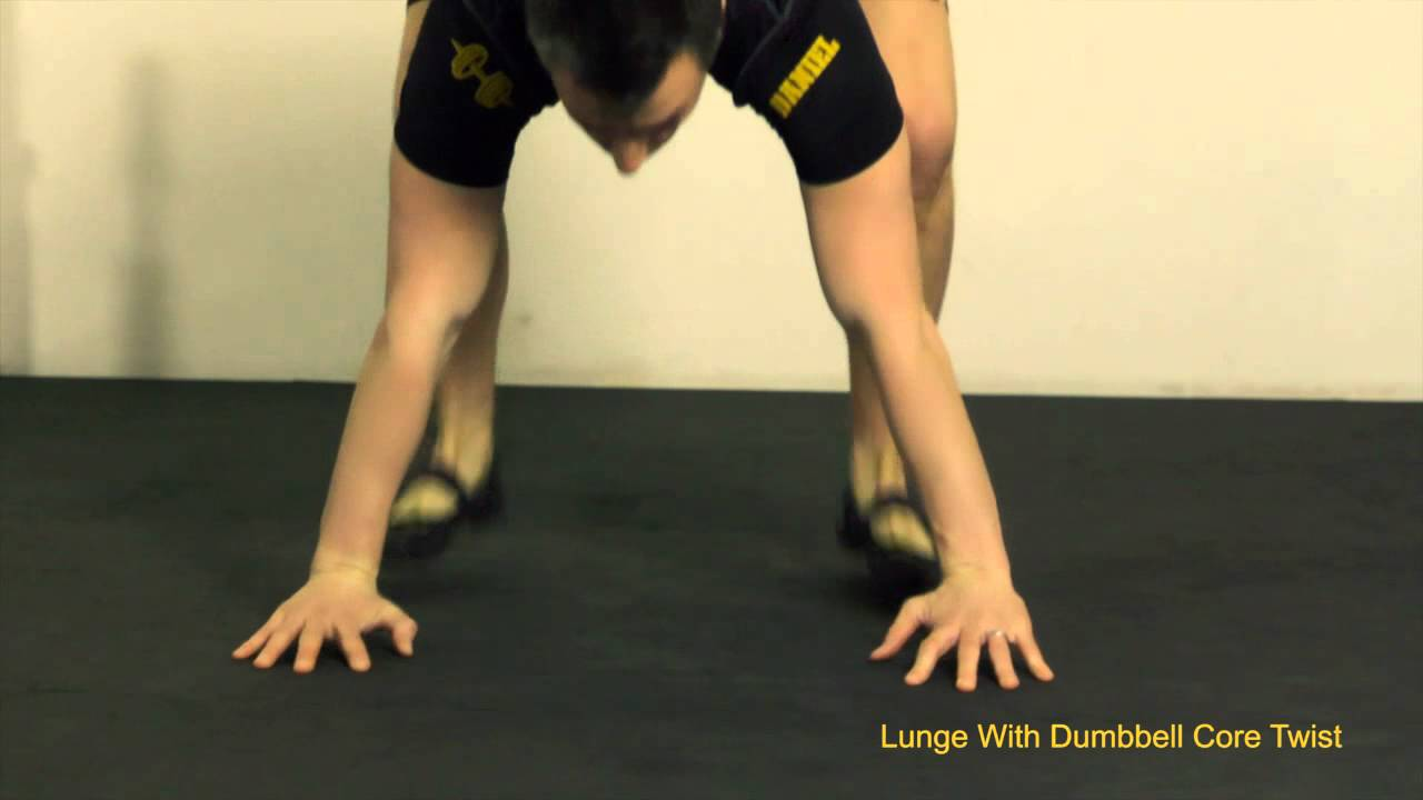 Burpee Push Up Tutorial Created by Daniel Lagimodiere