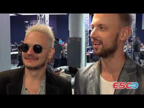 SunStroke Project (Moldova) - 2017 Eurovision Song Contest Kyiv