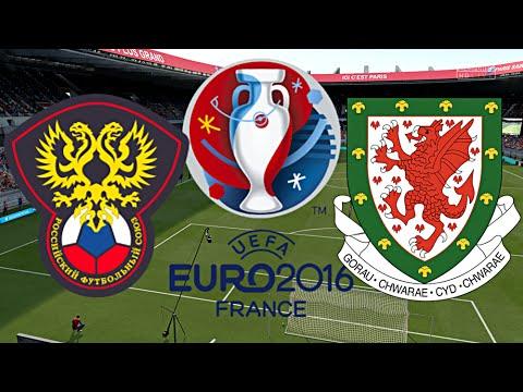 Wales Vs Russland
