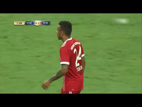 Chelsea vs Bayern Munich  ICC FULL Match  25 07 2017 HD 720i