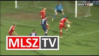 Dunaújváros – Nyíregyháza Spartacus FC | 3-0 | OTP Bank Liga | 22. forduló | MLSZTV