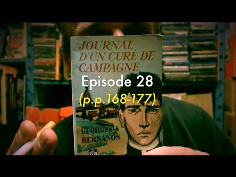 Journal d'un curé de campagne (#28) Georges Bernanos (lecture Grégory Protche)