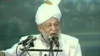 Fatwa by Hazrat Muhammad saw explained by Ahmadiyya Khalifa