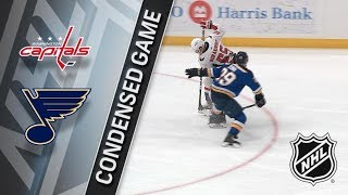 Washington Capitals vs St. Louis Blues – Apr. 02, 2018 | Game Highlights | NHL 2017/18. Обзор