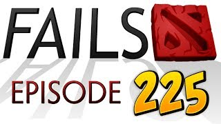 Dota 2 Fails of the Week - Ep. 225 (special edition)