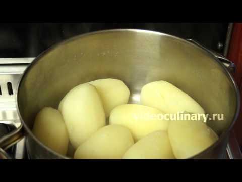Картофельное пюре - Рецепт Бабушки Эммы