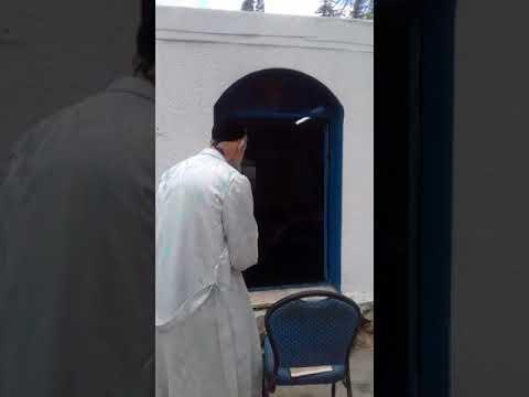 """הרב דב קוק בתפילה מול ציון בניהו בן יהוידע - ערש""""ק אמור תשע""""ט"""
