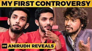 Anirudh FIRST TIME EVER about his Controversies - Unseen Side of him Revealed | MG Show