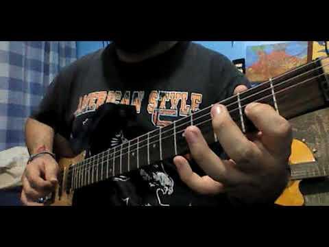 Gorillaz Revolving Doors Cover by Erik Martinz