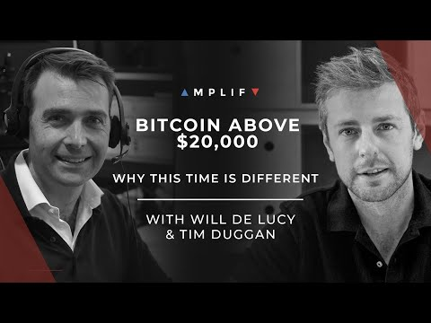 Bitcoin Above $20,000 - Why This Time Is Different