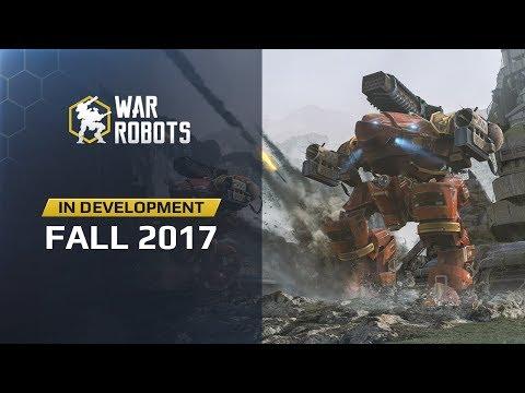 War Robots: What's Next? Fall 2017