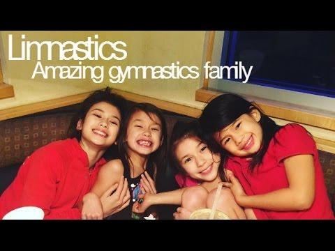 Limnastics - Amazing gymnastics family!