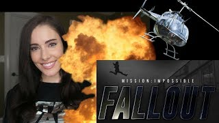 Mission Impossible FALLOUT - Official Trailer 2 Reaction