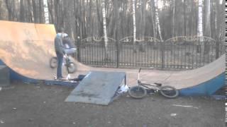 паркур на велосипеде(, 2015-05-24T08:43:59.000Z)