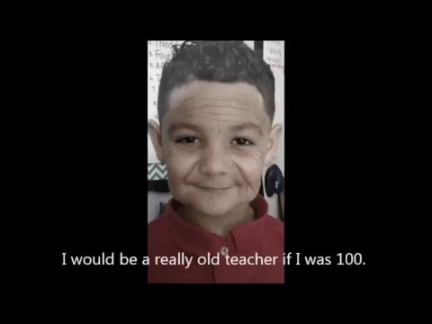 if i were 100 years old