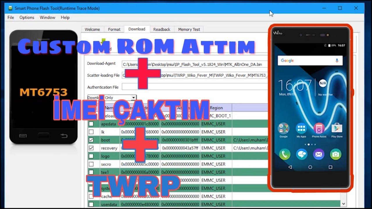 Mt6753 Custom Rom