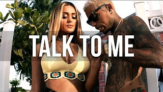 Kid Ink Type Beat (feat. Chris Brown & Fetty Wap) - Talk To Me