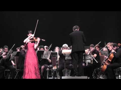 Miklós Rózsa, Violinconcerto, Simone Zgraggen