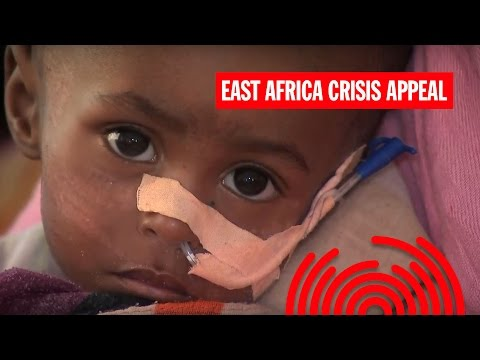 BBC DEC East Africa Crisis Appeal with Matt Baker
