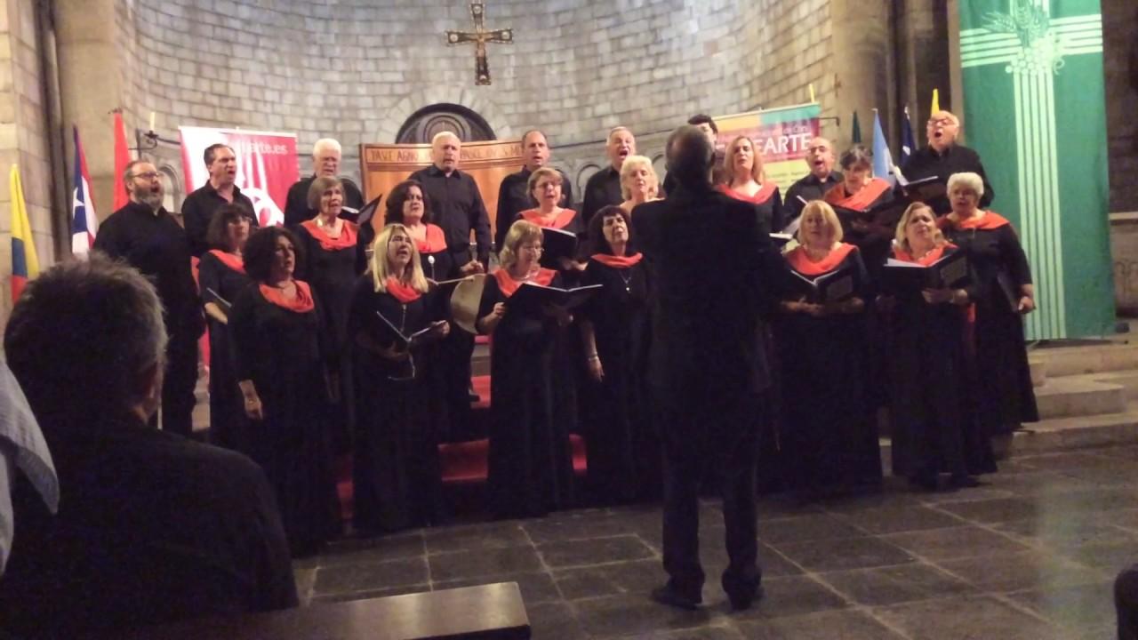 Coro jean Mermoz Fundacion Cultural Franco Argentina