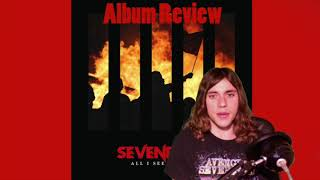 All I See Is War (Sevendust) - Album Review
