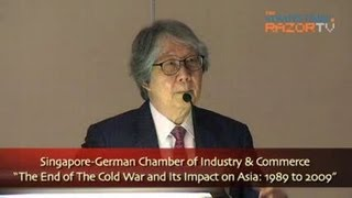 End of the Age of Ideology (Tommy Koh @ SGC Pt 4)