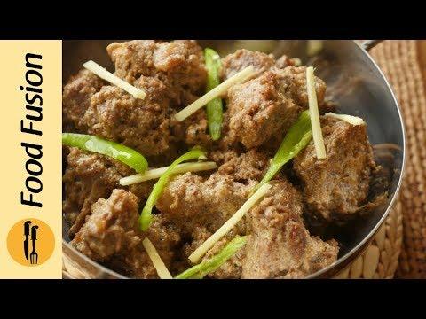 Namkeen Karahi Gosht Recipe By Food Fusion Youtube