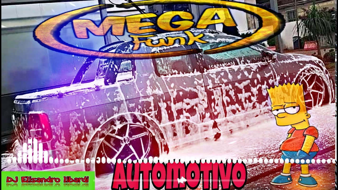 MEGA FUNK AUTOMOTIVO - 2021 - (DJ ELISANDRO LIBARDI)