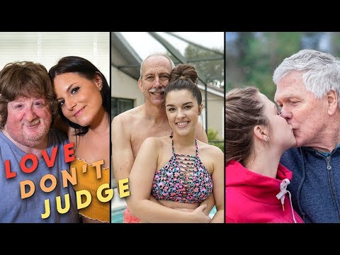 Age Gap Relationships | LOVE DON'T JUDGE
