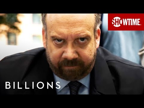 Billions | Damian Lewis & Paul Giamatti | SHOWTIME Series