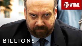 Billions | Damian Lewis & Paul Giamatti | SHOWTIME Series